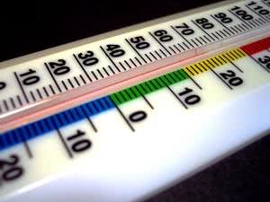 Температура під час періоду спокою