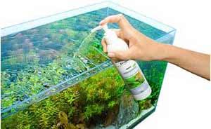 Удобрение аквариумных растений