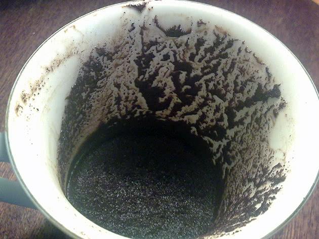 Кофейная гуща – удобрение для цветов