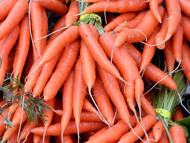 Зберігання моркви взимку