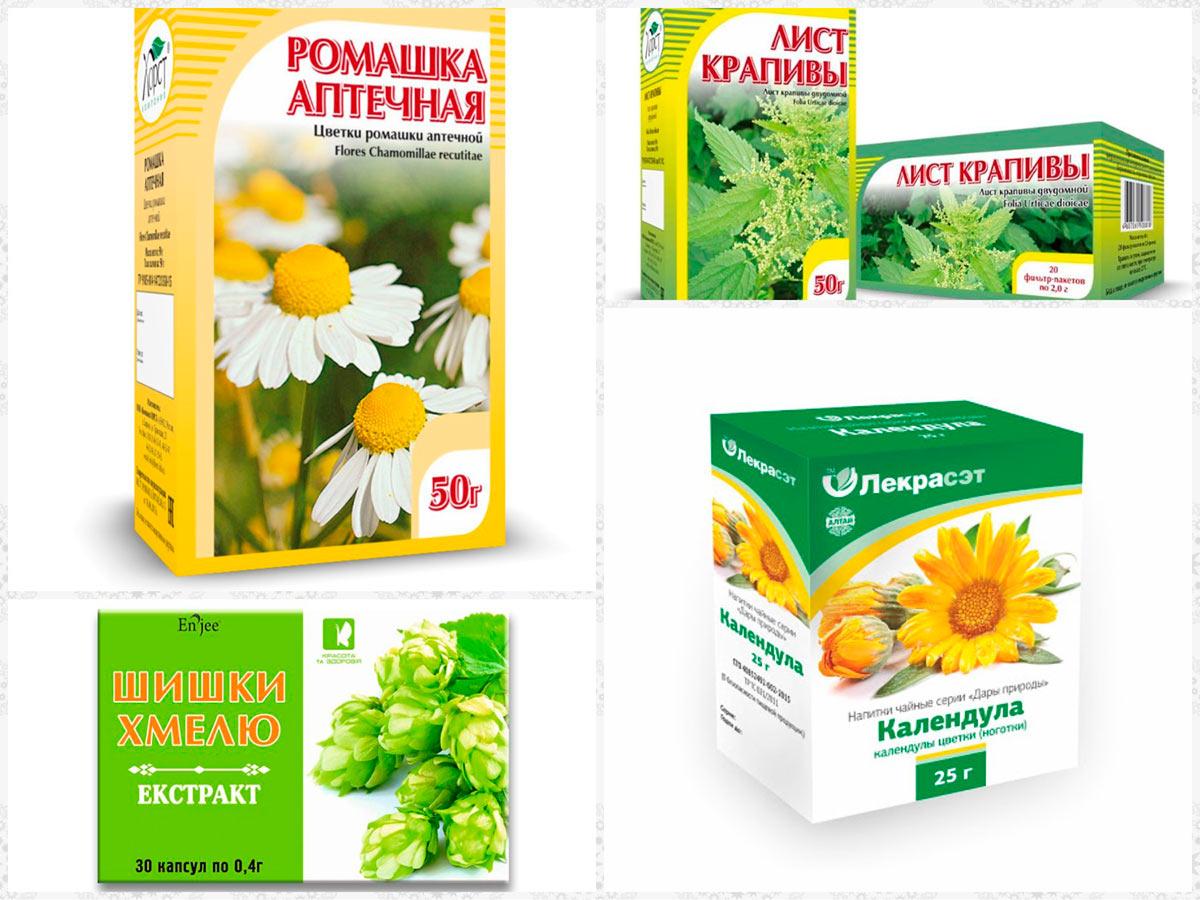 Лекарственные травы как удобрение